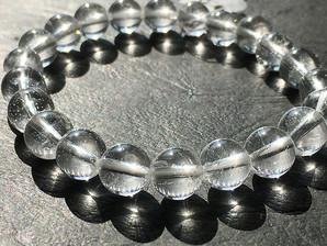 ヒマラヤ水晶ブレス 8mm