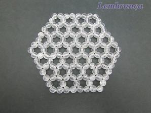 ヘキサゴン 水晶浄化マット