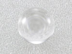 天然石丸玉 水晶
