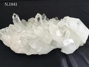 水晶クラスター トマスゴンサガ産 約11,77kg
