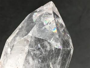 水晶ポイント(クリア、レインボー)CL-5