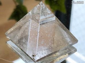 ヒマラヤ水晶ピラミッド 約20g No,6898
