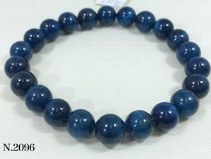 ブルーアパタイトブレス 8mm 21,2g   No,2096