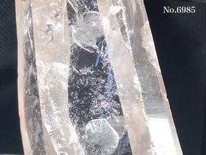 エンジェルラダー水晶 約330g No,6985