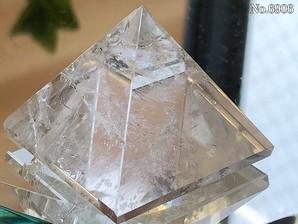 ヒマラヤ水晶ピラミッド 約30g No,6906