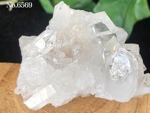 水晶クラスター  約70g No,6569