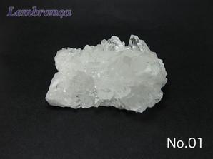 水晶クラスター 80g No,51