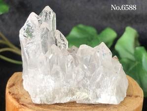 水晶クラスター  約80g No,6588