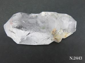 両剣水晶ポイント 60g No,2443