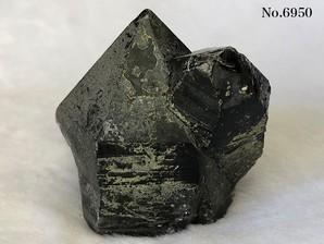 黒水晶クラスター (三東省産) 200g No,6950