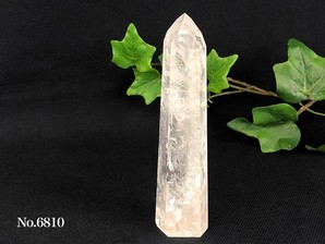 水晶ポイント 100g No,6810