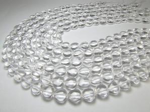 水晶ハート型