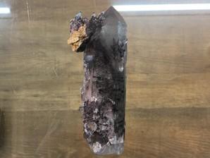 ブラックファントム貫入水晶(南インド グントゥール産)No,7160