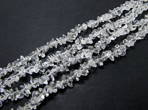 プチビーズ 水晶 90cm