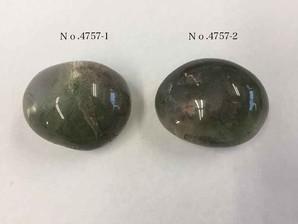 ガーデン水晶レンズ 40g No,4757