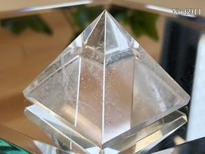 ヒマラヤ水晶ピラミッド 約40g No,6911