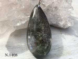 ガーデン水晶PT ブラジル産 27.9g No,1408