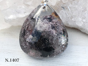 ガーデン水晶PT ブラジル産 22.8g No,1407