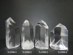 ファントム水晶ポイント 4~18g No,2500