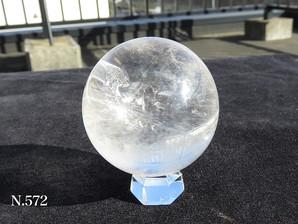水晶丸玉 100g No,572