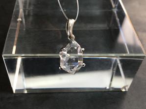 ハーキマー水晶PT(SV925)2,2g No,4380