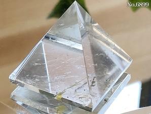 ヒマラヤ水晶ピラミッド 約20g No,6899