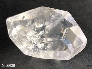 レインボー水晶フリーカット No,6625