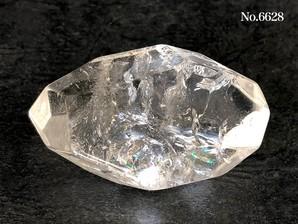 レインボー水晶フリーカット No,6628