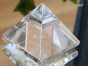 ヒマラヤ水晶ピラミッド 約30g No,6907