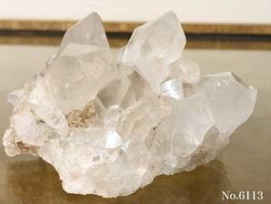 ヒマラヤ水晶クラスター 約290g No,6113
