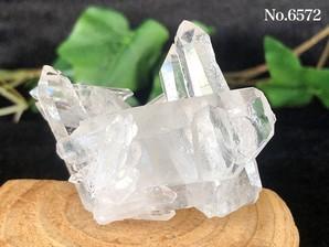 水晶クラスター  約70g No,6572